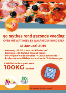 50 mythes rond gezonde voeding
